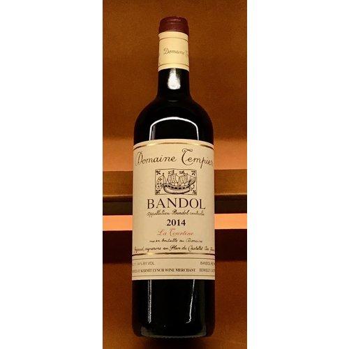 Wine DOMAINE TEMPIER BANDOL 'LA TOURTINE' 2014