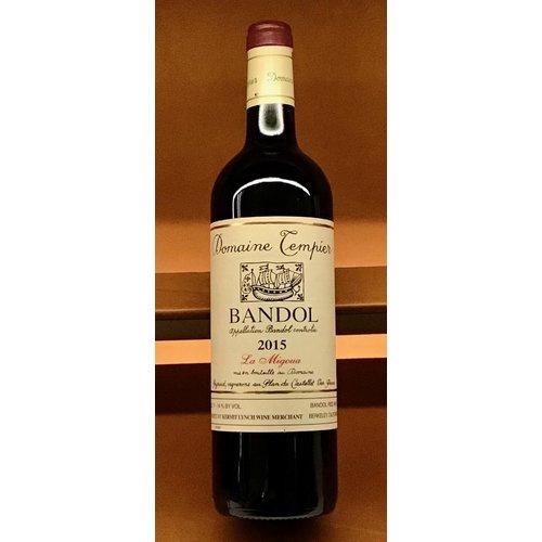 Wine DOMAINE TEMPIER BANDOL 'LA MIGOUA' 2015