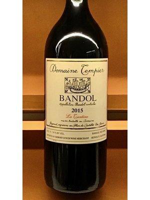 Wine DOMAINE TEMPIER BANDOL 'LA TOURTINE' 2015 1.5L