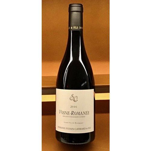 Wine SYLVAIN CATHIARD VOSNE-ROMANEE 2016