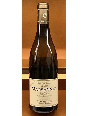 Wine RENE BOUVIER 'LE CLOS' MONOPOLE MARSANNAY BLANC 2017