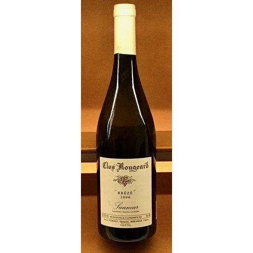 Wine CLOS ROUGEARD 'BREZE' SAUMUR BLANC 2006