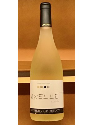 Wine LIGNIER MICHELOT COTEAUX BOURGUIGNONS G.O. 'CUVEE AXELLE' BLANC 2014