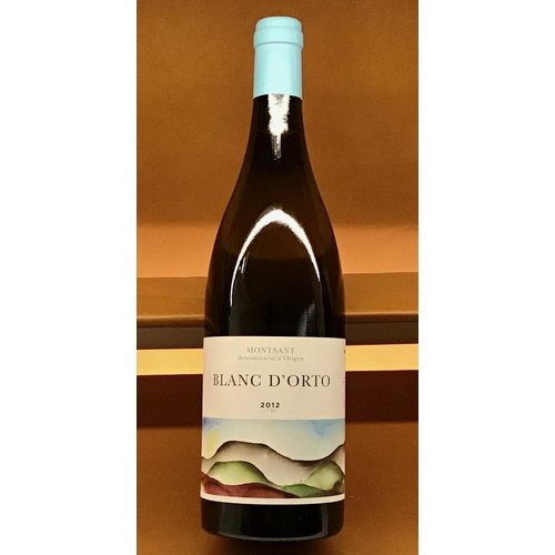 Wine ORTO VINS BLANC D'ORTO 2012