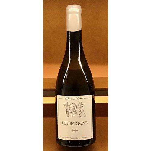 Wine BENOIT ENTE BOURGOGNE BLANC 2017