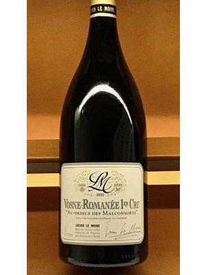 Wine LUCIEN LE MOINE VOSNE ROMANEE 1ER CRU 'AU DESSUS DES MALCONSORTS' 2012 1.5L