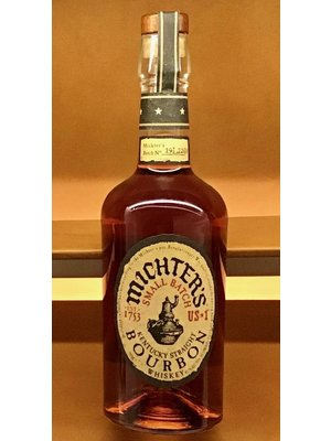 Spirits MICHTER'S SMALL BATCH BOURBON US1