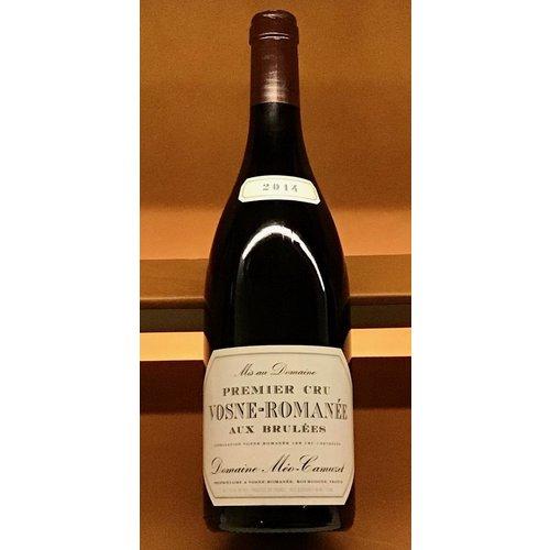 Wine MEO CAMUZET VOSNE ROMANEE 'AUX BRULEES' 1ER CRU 2014