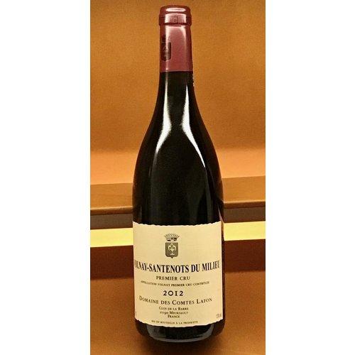 Wine COMTES LAFON VOLNAY-SANTENOTS DU MILIEU 1ER CRU 2012