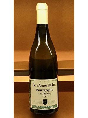Wine DOMAINE AMIOT GUY BOURGOGNE BLANC 2017