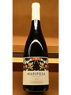 Wine MARIPOSA 'DAO DOC' RED 2015