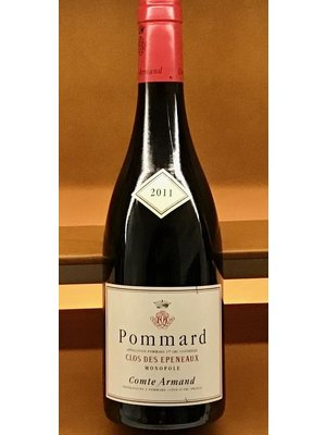 Wine COMTE ARMAND POMMARD 'CLOS DES EPENEAUX' 1ER CRU 2011