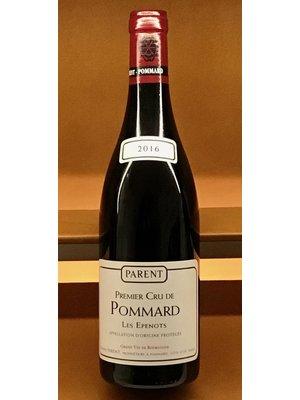 Wine DOMAINE PARENT POMMARD 'LES EPENOTS' 1ER CRU 2016