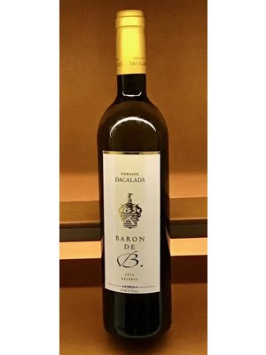 Wine HERDADE DACALADA BARON DE B BRANCO RESERVA 2015