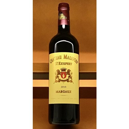 Wine CHATEAU MALESCOT SAINT-EXUPERY 3EME GRAND CRU CLASSE 2016