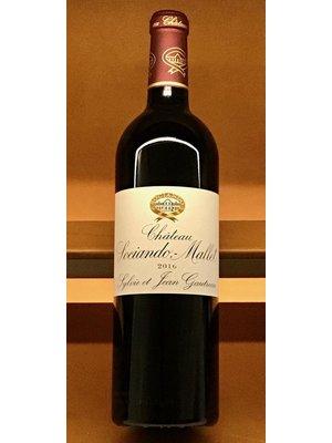 Wine CHATEAU SOCIANDO-MALLET 2016