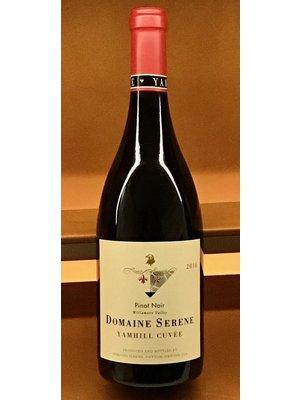 Wine DOMAINE SERENE 'YAMHILL CUVEE' PINOT NOIR 2016