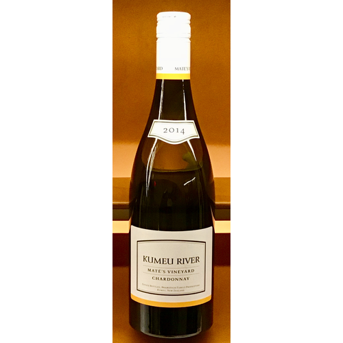 Wine KUMEU RIVER CHARDONNAY 'MATES VINEYARD' 2015