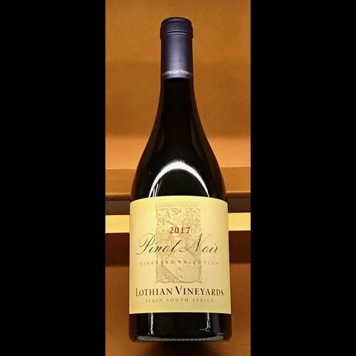 Wine LOTHIAN VINEYARDS PINOT NOIR 2017