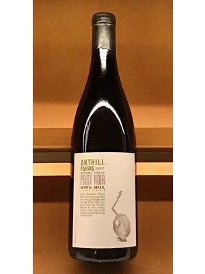 Wine ANTHILL FARMS HAWK HILL VINEYARD 2017
