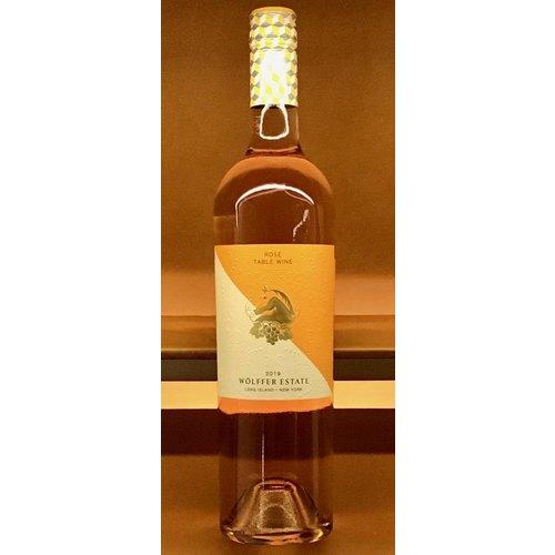 Wine WOLFFER ESTATE ROSE 2019