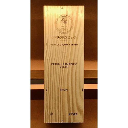 Fortified Wine OSBORNE PEDRO XIMENEZ SOLERA 'VIEJO' RARE SHERRY (1905) NV 500ML