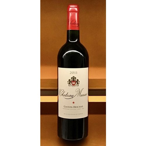 Wine CHATEAU MUSAR ROUGE 2011