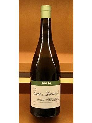 Wine SIERRA DE LA DEMANDA BLANCO 2015