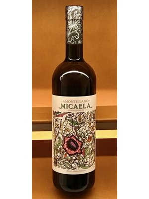 Fortified Wine BODEGAS BARON 'MICAELA' AMONTILLADO SHERRY NV