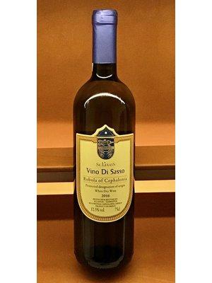 Wine SCLAVOS ROBOLA OF CEPHALONIA VINO DI SASSO 2016