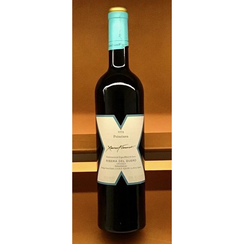 Wine SANTA EULALIA XAVIER FLOURET 'POINCIANA' CRIANZA 2014
