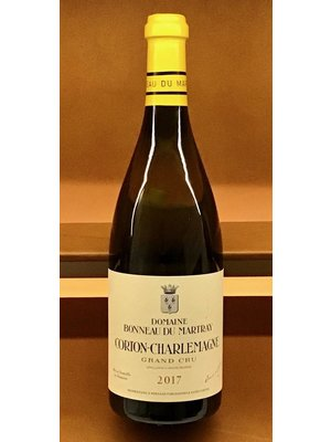 Wine BONNEAU DU MARTRAY CORTON-CHARLEMAGNE GRAND CRU 2017