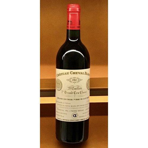 Wine CH CHEVAL BLANC 1982