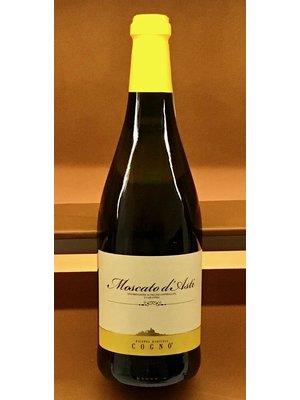 Wine ELVIO COGNO MOSCATO D'ASTI 2018