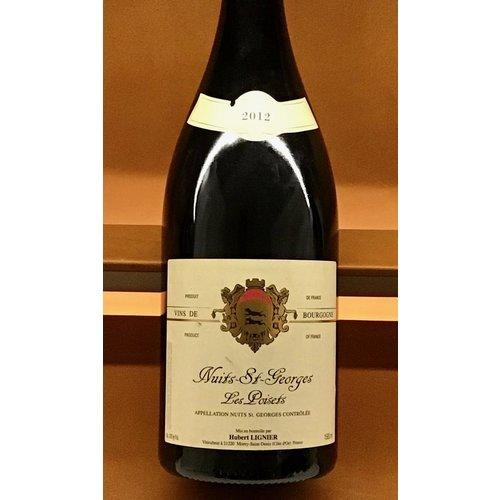 Wine HUBERT LIGNIER NUITS-SAINT-GEORGES 'LES POISETS' 2012 1.5L