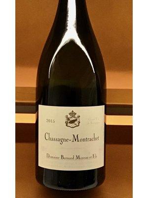 Wine BERNARD MOREAU CHASSAGNE-MONTRACHET 2015 1.5L