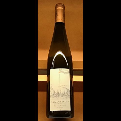 Wine RATZENBERGER RIESLING BACHARACHER KABINETT FEINHERB 2017