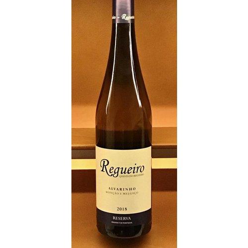 Wine QUINTA DO REGUEIRO VINHO VERDE ALVARINHO RESERVA 2018