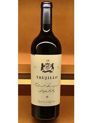 Wine TRUJILLO CABERNET SAUVIGNON 2013