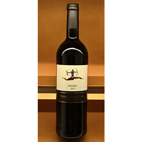 Wine BUSHMANSPAD ESTATE MALBEC 2017