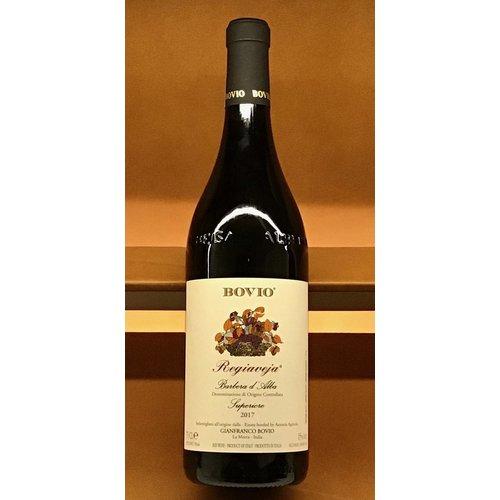 Wine BOVIO 'REGIAVEJA' BARBERA D'ALBA SUPERIORE 2017