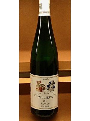 Wine ZILLIKEN 'SAARBURGER RAUSCH' RIESLING KABINETT 2015