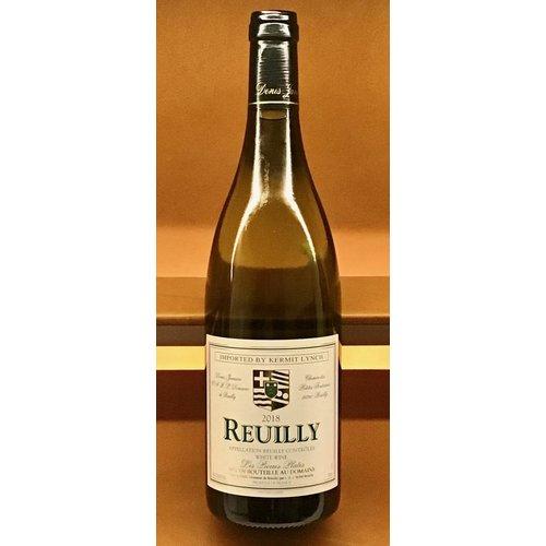 Wine DOMAINE DE REUILLY 'LES PIERRE PLATES' REUILLY BLANC 2018