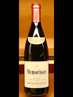 """Wine DOMAINE DE LA COTE """"MEMORIOUS"""" PINOT NOIR 2016"""