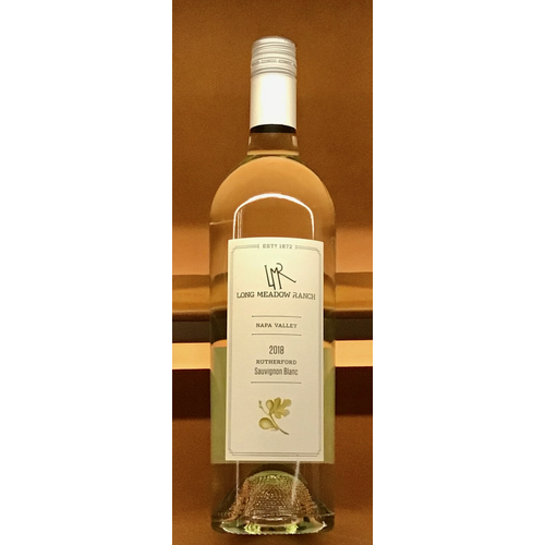Wine LONG MEADOW RANCH SAUVIGNON BLANC 2018