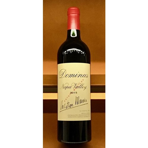Wine DOMINUS ESTATES RED BORDEAUX BLEND 2015