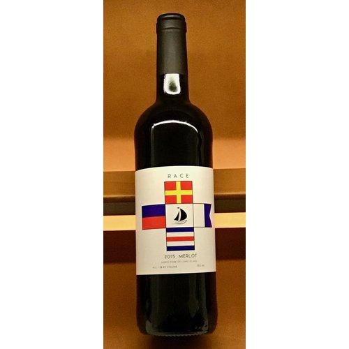Wine RACE MERLOT 2015