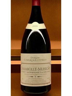 Wine CONFURON-COTETIDOT CHAMBOLLE MUSIGNY 'DERRIERE LA GRANGE' 1ER CRU 2009 1.5L