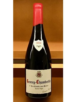 Wine FOURRIER GEVREY CHAMBERTIN 'COMBE AUX MOINES' 1ER CRU VIEILLE VIGNES 2016