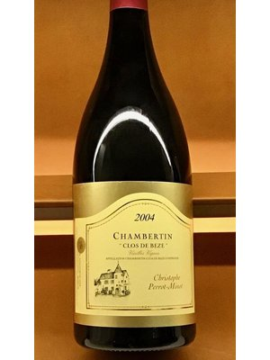 Wine PERROT-MINOT CHAMBERTIN-CLOS DE BEZE GRAND CRU 2004 1.5L